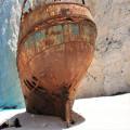 De kust van de Griekse eilanden